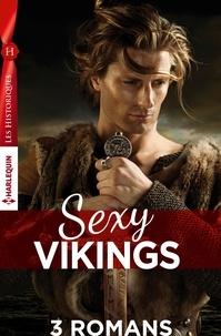 Michelle Styles - Coffret Sexy Vikings - La fiancée du viking - Le retour du viking - L'homme venu de la mer.