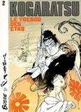 Michetz et Olivier Bossé - Kogaratsu Tome 2 : Le trésor des Etas.