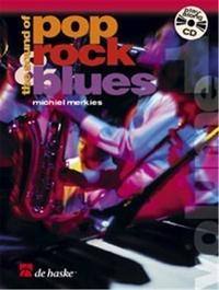Michiel Merkies - The sound of pop, rock & blues - Volume 1, Percussions. 1 CD audio
