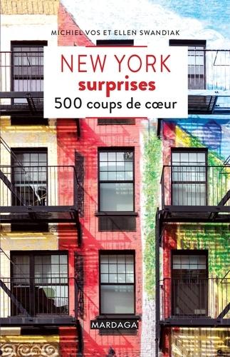 Michiel Vos et Ellen Swandiak - New York surprises - 500 coups de cœur.