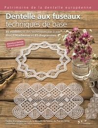 Mick Fouriscot - Dentelle aux fuseaux - Techinques de base.