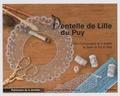 Mick Fouriscot - Dentelle de Lille du Puy - Centre d'enseignement de la dentelle au fuseau du Puy-en-Velay.
