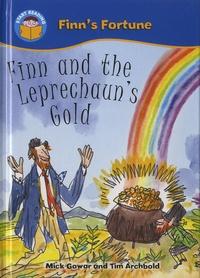 Mick Gowar et Tim Archbold - Finn and The Leprechaun's Gold.