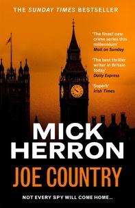 Mick Herron - Joe Country - Slough House Thriller 6.