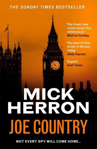 Joe Country. Jackson Lamb Thriller 6