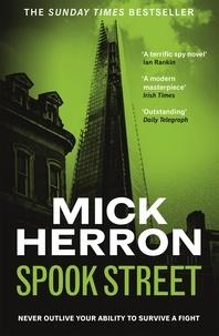 Mick Herron - Spook Street - Jackson Lamb Thriller 4.