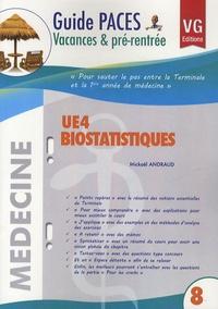 Mickaël Andraud - UE4 Biostatistiques.