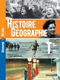 Mickaël Bertrand et Cédric Boulard - Histoire-Géographie Tle - Manuel élève.