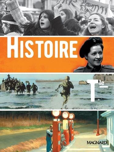 Mickaël Bertrand et Cédric Boulard - Histoire Tle - Manuel élève.