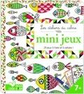 Mickael Brana et Emilie Lapeyre - Mini jeux - 25 jeux à faire et à refaire ! Avec un stylo effaçable.