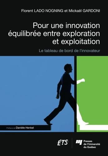 Pour une innovation équilibrée entre exploration et exploitation. Le tableau de bord de l'innovateur