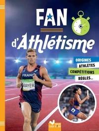 Mickaël Grall et Coco Zool - Fan d'Athlétisme.