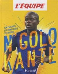 Mickaël Grall et  L'Equipe - N'Golo Kanté.