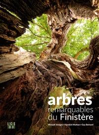 Mickaël Jézégou et Yannick Morhan - Arbres remarquables du Finistère.