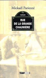 Mickaël Parienté - Rue de la Grande Chaumière.