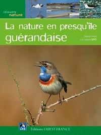 Mickaël Potard et  Ligue Protection Oiseaux - La nature en presqu'île de guérandaise.