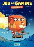 Mickaël Roux - Jeu de gamins Tome 4 : Les Astronautes.