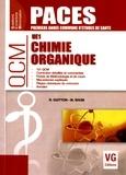 Mickaël Shum et Romain Guitton - Chimie organique UE1.