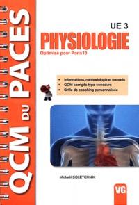 Deedr.fr Physiologie UE 3 - Optimisé pour Paris 13 Image
