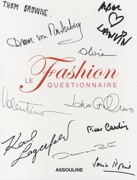 Galabria.be Fashion - Le questionnaire Image
