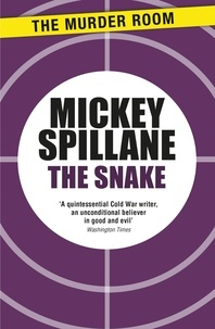 Mickey Spillane - The Snake.