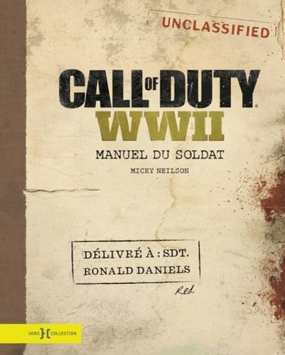 Micky Neilson - Call of Duty WWII - Manuel du soldat.