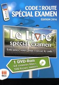 Code de la route spécial examen- Permis B -  Micro Application pdf epub