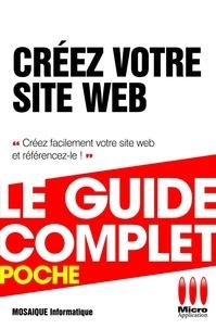 Micro Application - Créez votre site web.