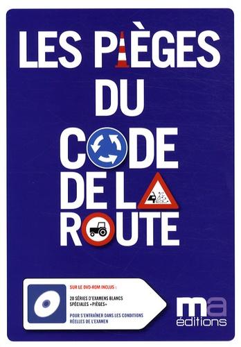 Micro Application - Les pièges du code de la route. 1 DVD