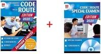 Télécharger des ebooks complets Pack Code de la route + Spécial examen  - Pack en 2 volumes : Réussissez votre code de la route ; Code de la route Spécial examen 9782822406093 par Micro Application