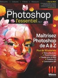 Checkpointfrance.fr Photoshop l'essentiel - Volume 1 Image