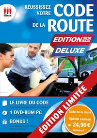 Histoiresdenlire.be Réussissez votre code de la route - Contient le Code de la route et le livre spécial examen Image