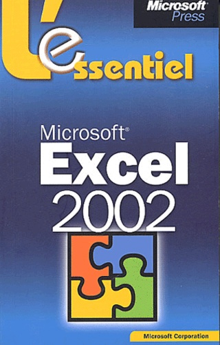 Microsoft - Excel 2002.