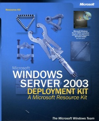 Microsoft - Windows Server 2003 - Deployment Kit A Microsoft.