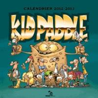 Midam - Calendrier 2012-2013 Kid paddle.