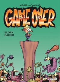 Midam et  Adam - Game Over Tome 1 : Blork Raider - Opé l'été BD 2020.