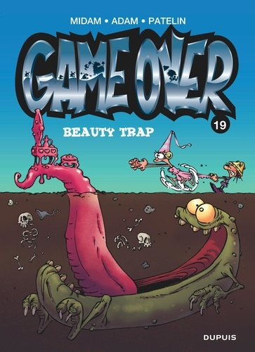 Game Over Tome 19 Beauty Trap