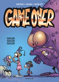 Midam et  Adam - Game Over Tome 3 : Gouzi Gouzi Gouzi.