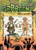 Midam et  Patelin - Grrreeny Tome 4 : Green anatomy.