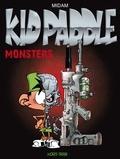 Midam et Araceli Cancino - Kid Paddle Hors-série : Monsters.