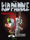 Midam - Kid Paddle Hors série : Monsters.