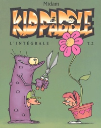 Midam - Kid Paddle l'Intégrale Tome 2 : .