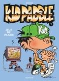 Midam - Kid Paddle Tome 1 : Jeux de vilains.