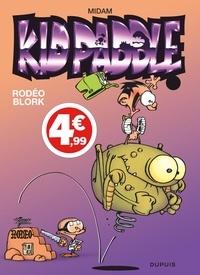 Midam - Kid Paddle Tome 6 : Rodéo Blork.