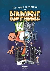 Midam et Fabrice Ravier - Les pires histoires de Kid Paddle.