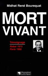 Histoiresdenlire.be MORT VIVANT. - Témoignage, Rabat 1973-Paris 1992 Image