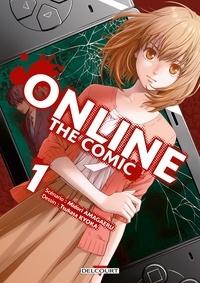 Midori Amagaeru et Tsukasa Kyoka - Online The Comic Tome 1 : .