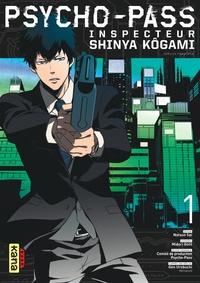 Midori Goto et Sai Natsuto - Psycho-Pass inspecteur Shinya Kôgami Tome 1 : .