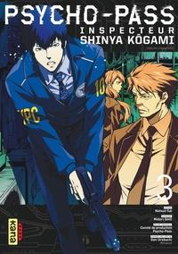 Midori Goto - Psycho-Pass inspecteur Shinya Kôgami Tome 3 : .