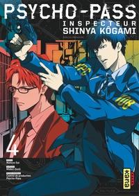 Midori Goto - Psycho-Pass inspecteur Shinya Kôgami Tome 4 : .